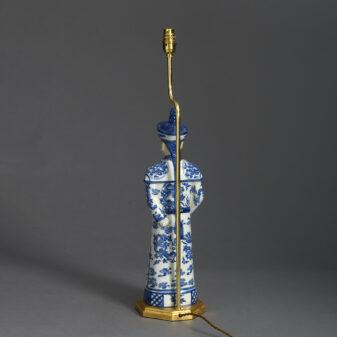 Chinaman Lamp