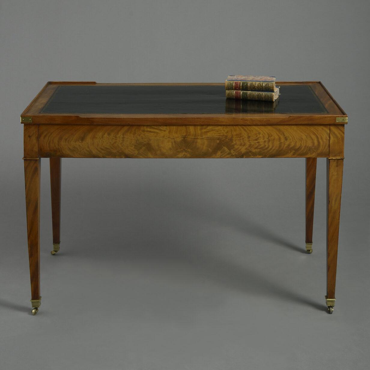 Louis XVI Tric Trac Table