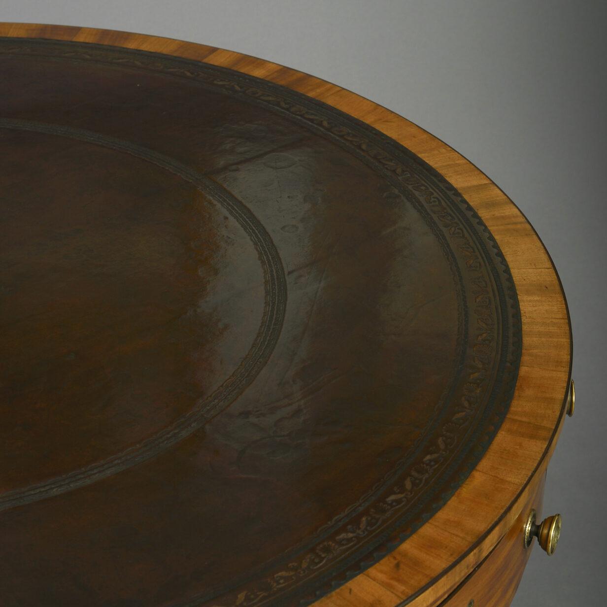 George III Drum Dable