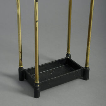 Victorian Brass Stick Stand