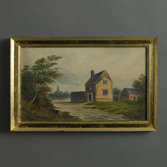 Study of a house