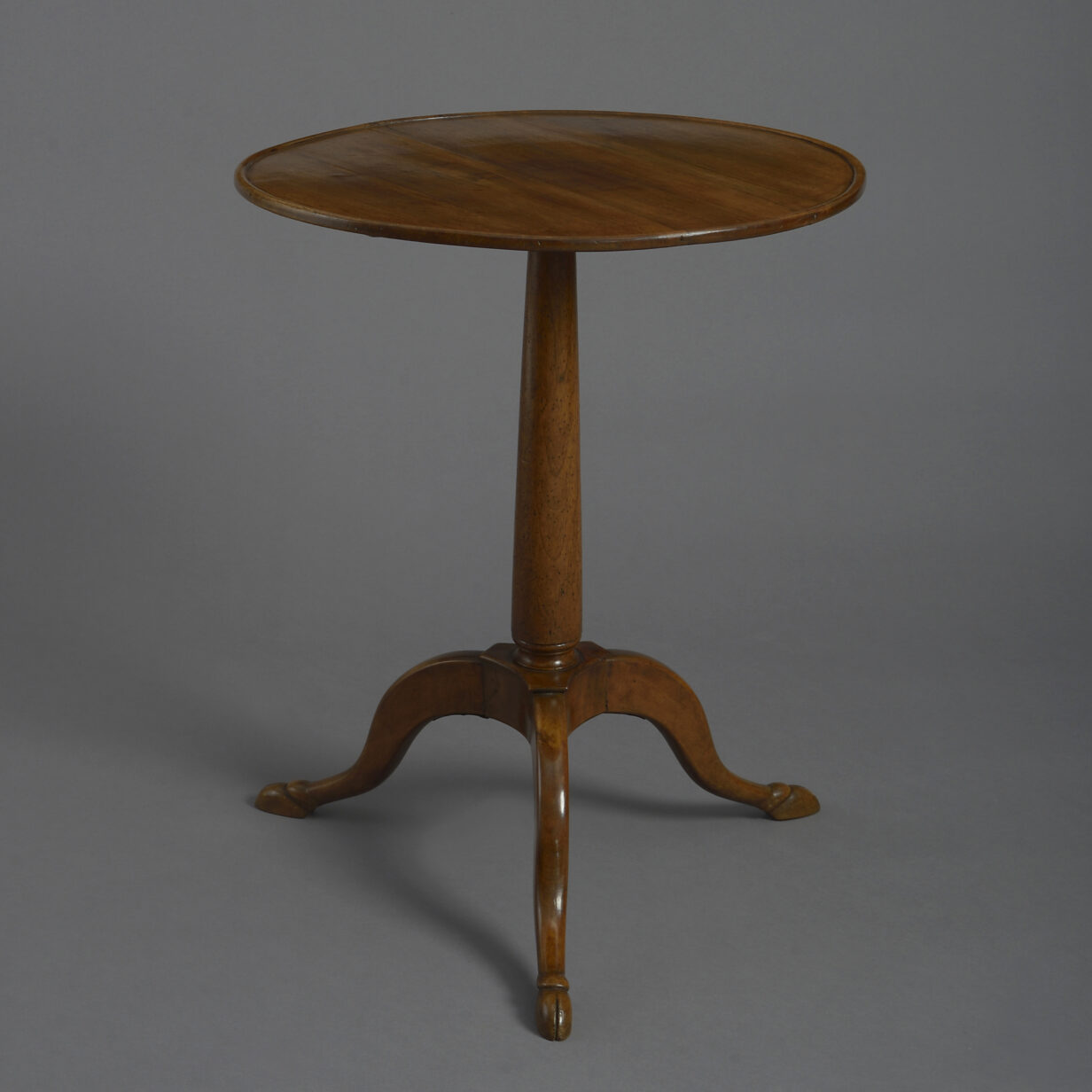 Walnut Occasional Table
