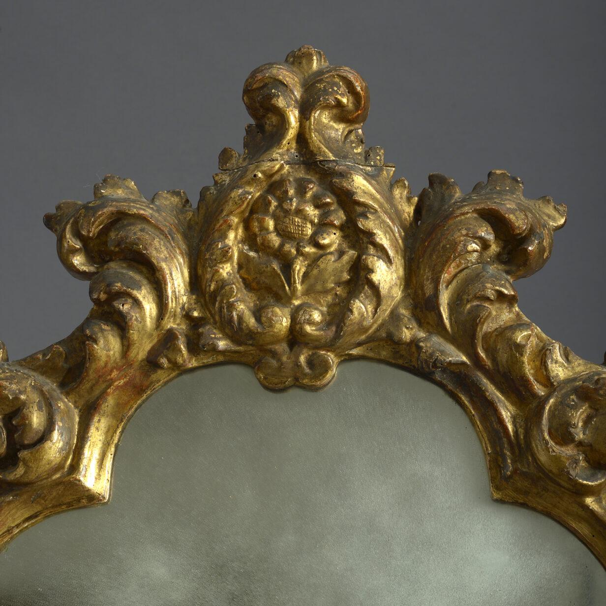 Baroque Dressing Mirror