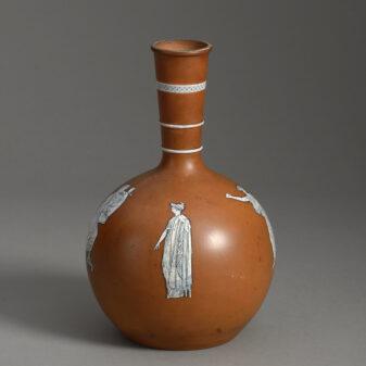 Attic Pottery Vase