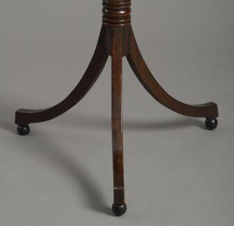 Pair of Regency End Tables