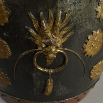 Pair of Lacquer Marriage Baskets
