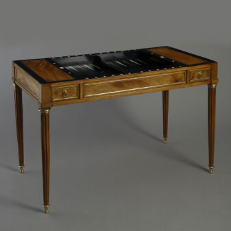 Averil Tric Trac Table