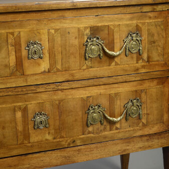 Two Drawer Commode