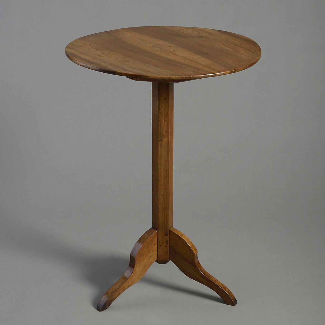Directoire Walnut Table