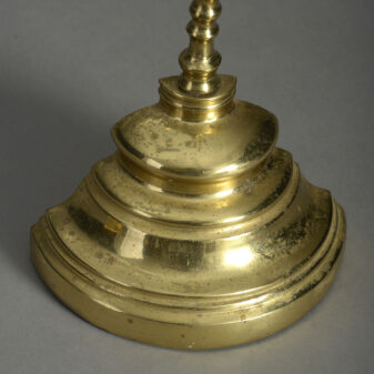 Brass Dorrstop