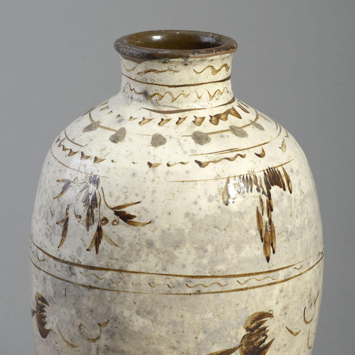 Large Cizhou Vase