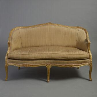 French Hepplewhite Sofa