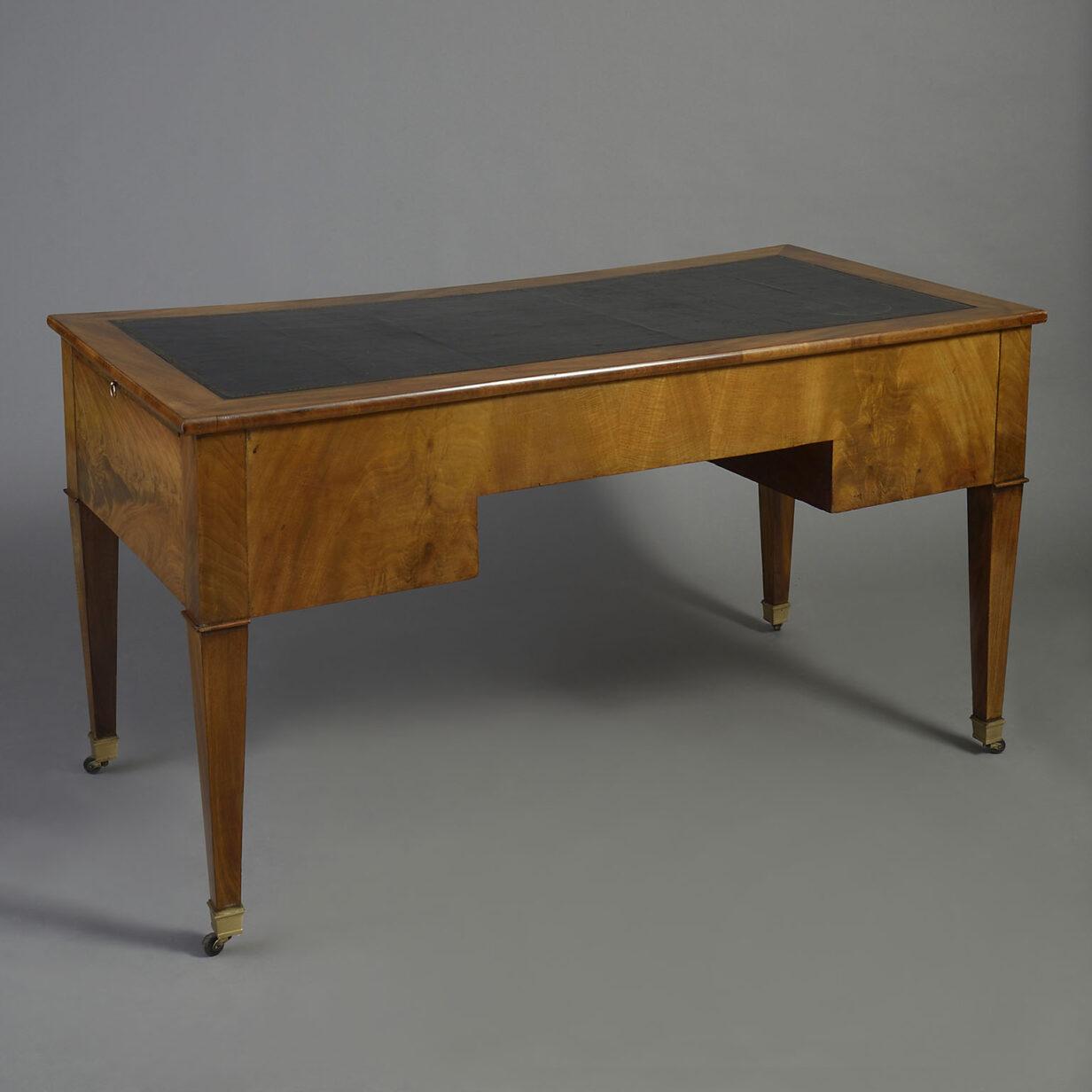 Louis XVI Bureau Plat