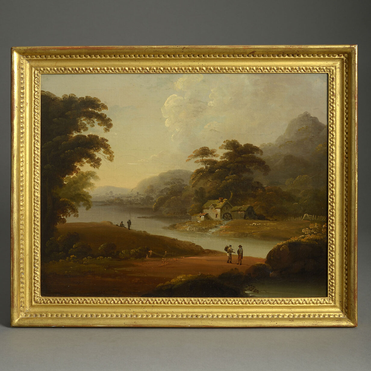Pair of Rathbone Landscapes