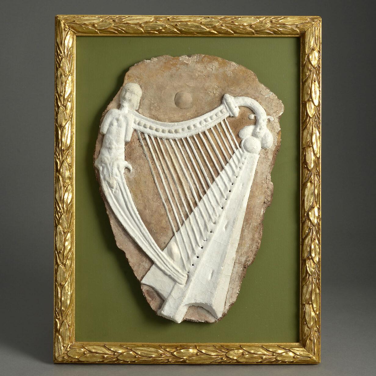 Irish Harp Picture