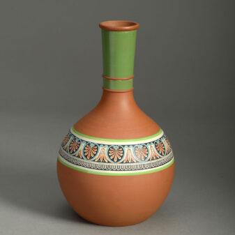 Pompeii Pottery Vase