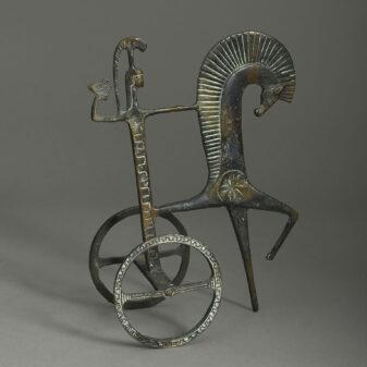 Bronze Chariot