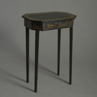 Sheraton Occasional Table