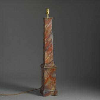 Obelisk Tabe Lamp