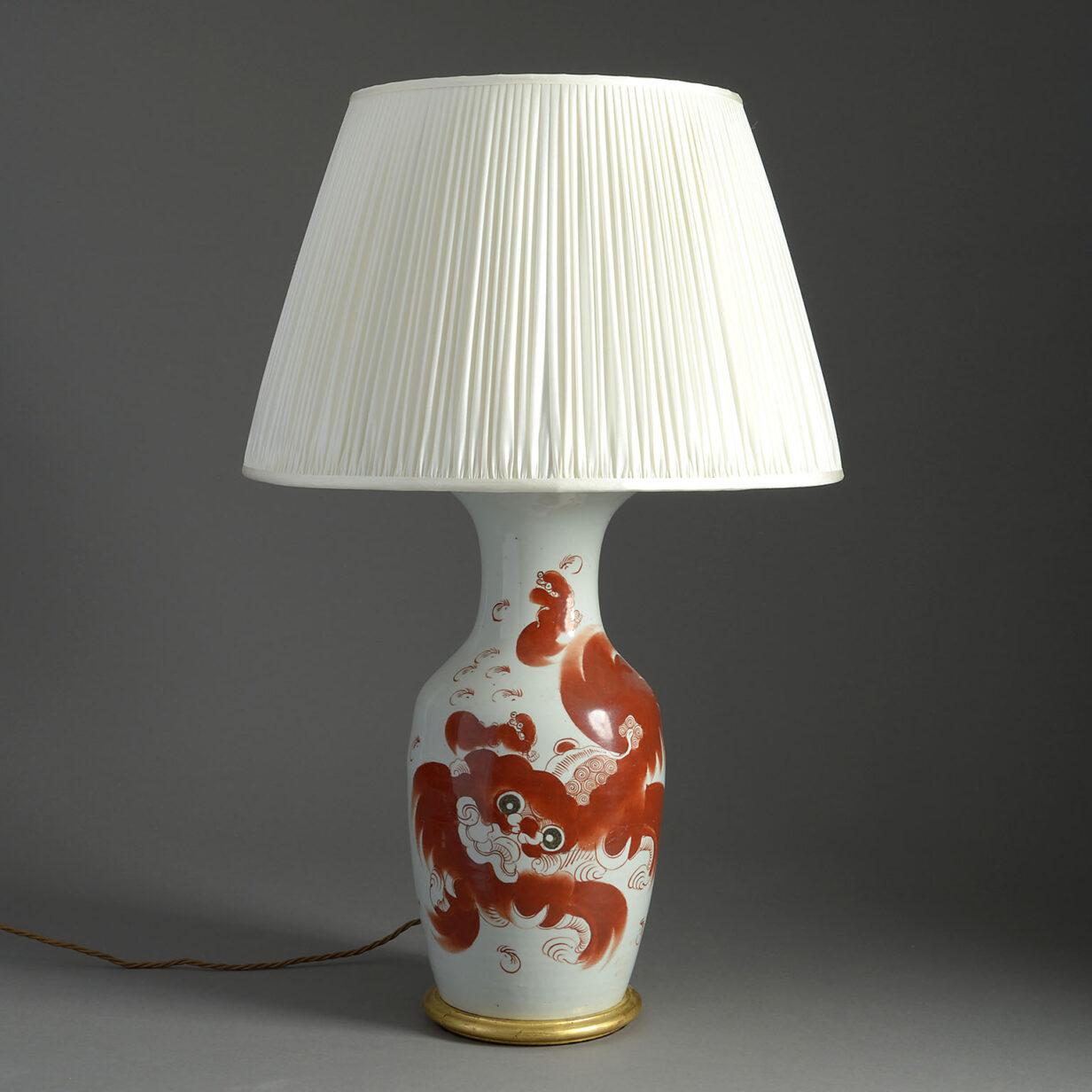 Fo Dog Lamp